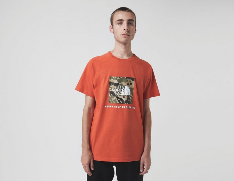 The North Face T-Shirt Redbox