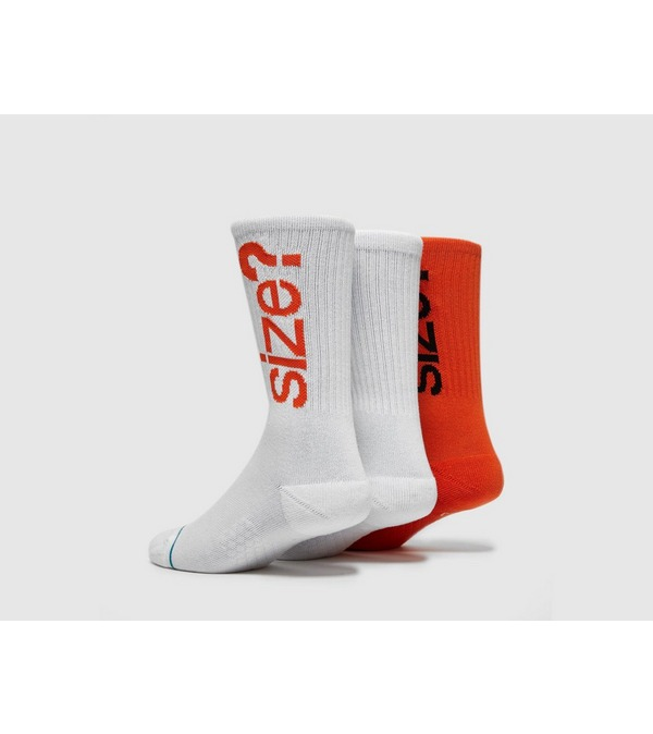 Stance x size? Socks - size? Exclusive