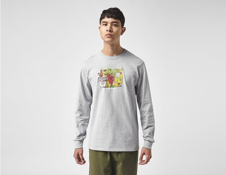 Huf Long Sleeve The Munchies T-Shirt
