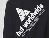 Huf T-shirt à Manches Flag Union