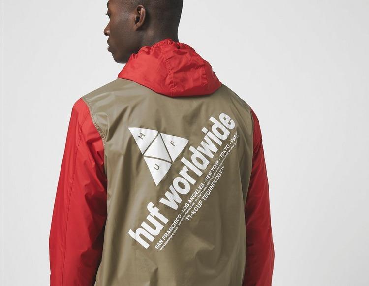 Huf Flags Anorak Jacket