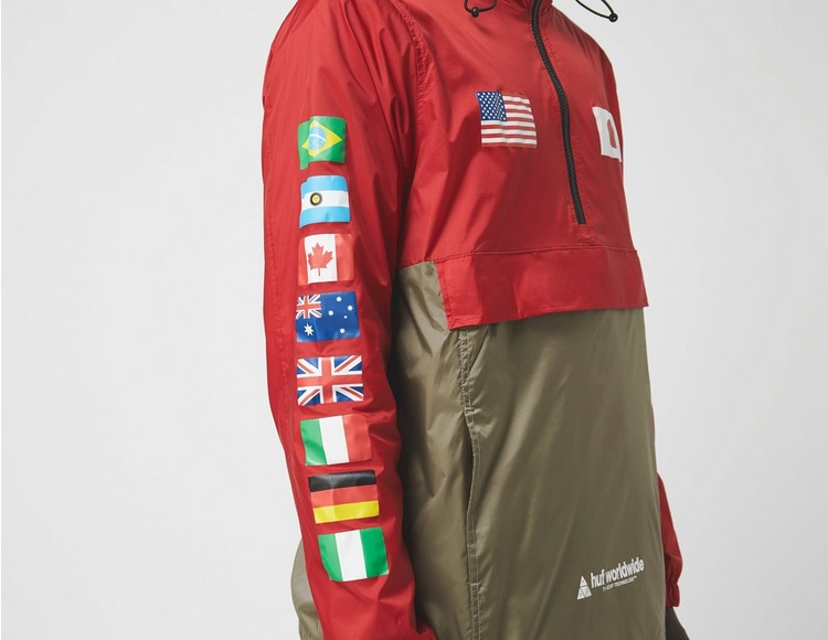 Huf Giacca Flags Anorak
