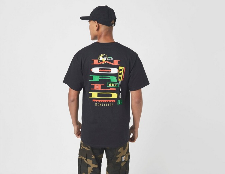 Huf Get Up T-Shirt