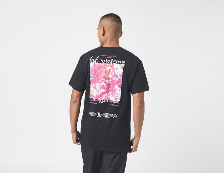 Huf Lovely Sort T-Shirt
