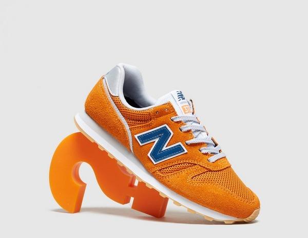new balance femme orange