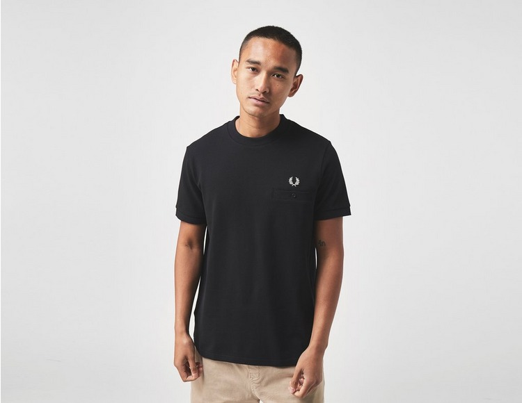 Fred Perry Pocket Pique T-Paita