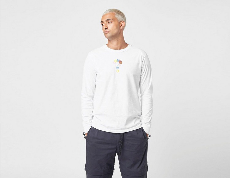 Converse Long Sleeve T-Shirt - size? Exclusive