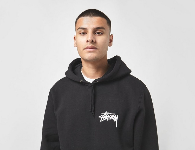 Stussy Peace And Love Hoodie
