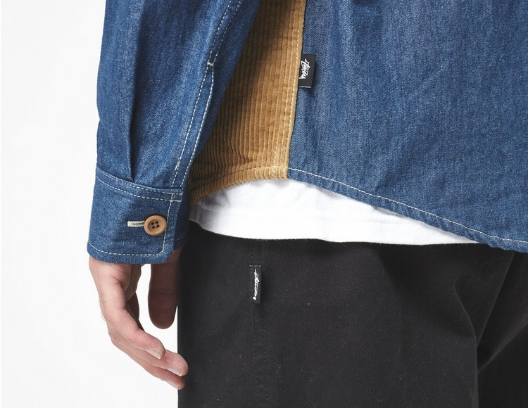 Stussy Cord Denim Mix Shirt
