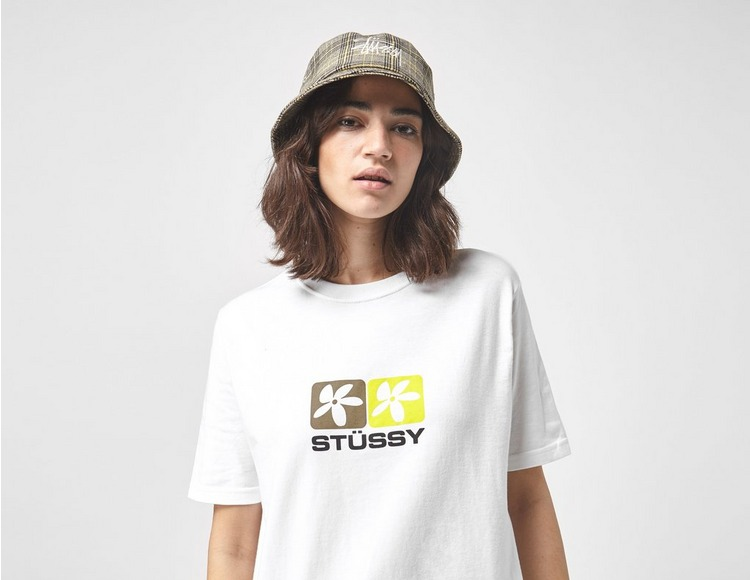 Stussy Flowers Square T-Shirt