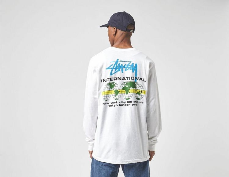Stussy Long Sleeve International T-Shirt