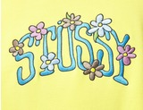 Stussy Floral Applique Hoodie
