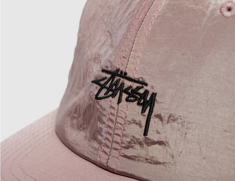 Stussy Stock Metallic Nylon Cap