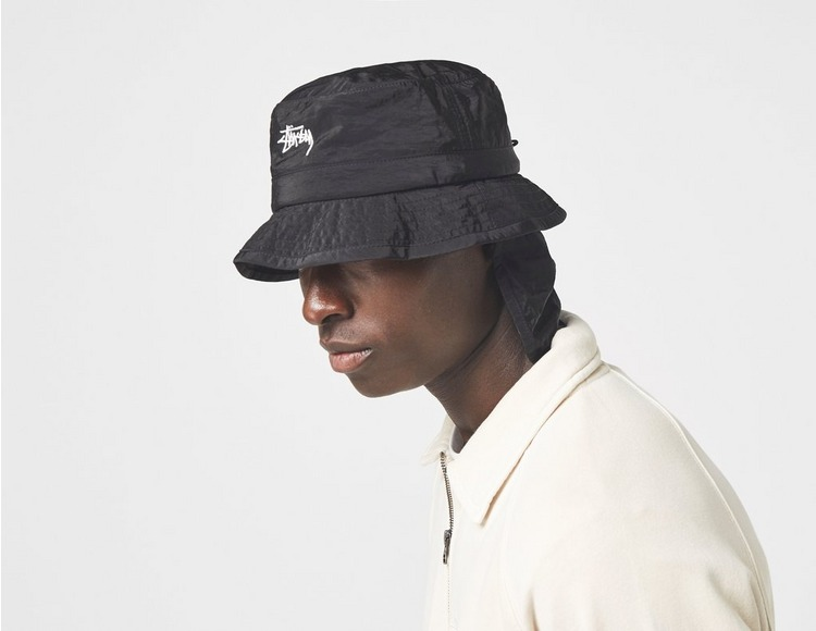 Stussy Metallic Nylon Bungee Bucket