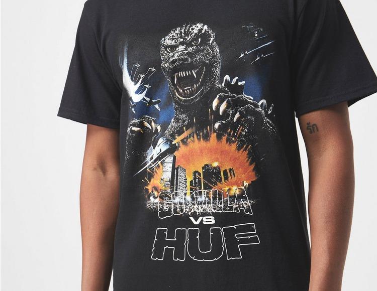 Huf vs Godzilla Tour T-Shirt