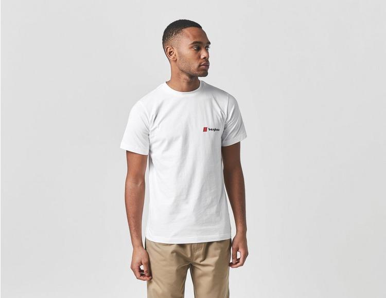 Berghaus Heritage Back Logo Short Sleeve T-Shirt