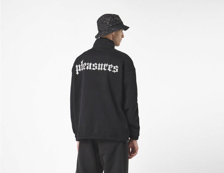 Pleasures Harmony Quarter-Zip Pullover