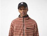 Pleasures Caterpillar Stripe Fleece Jacket