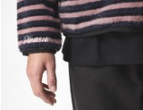 Pleasures Caterpillar Stripe Fleece Jacket