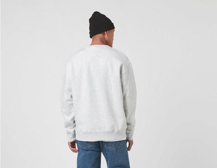 Tommy Jeans Plaid Logo Sweatshirt