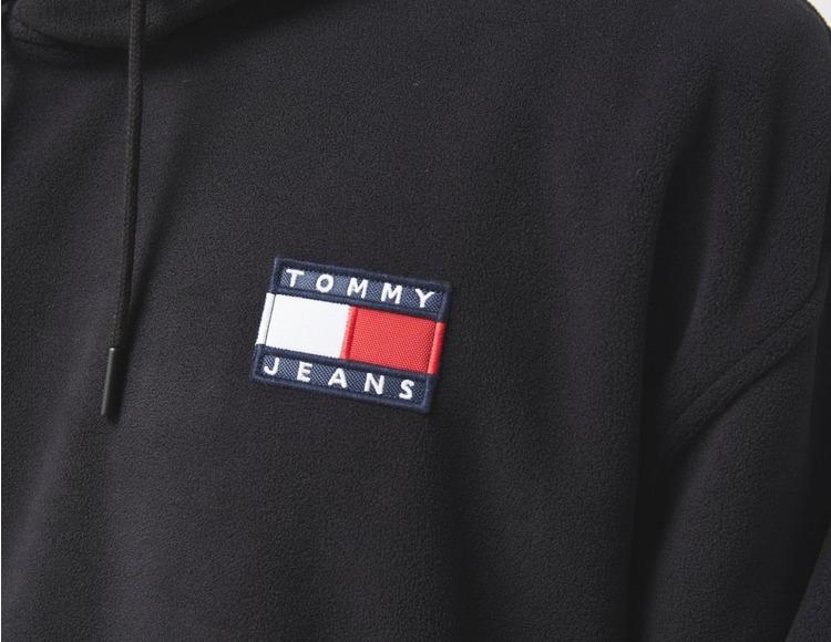 Tommy Jeans Sweat à Capuche en Polaire