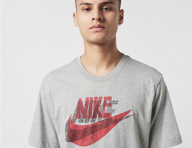 Nike T-Shirt Hand Drawn Logo