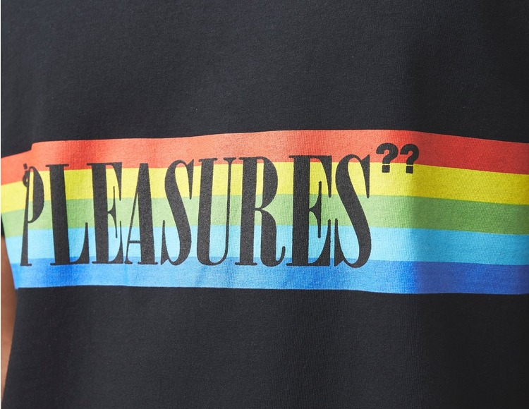 Pleasures Roads Logo T-Shirt - size? Exclusive