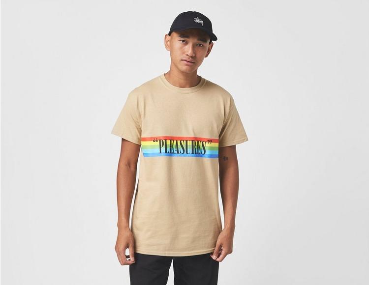 Pleasures T-Shirt Logo Roads - Exclusivité size?