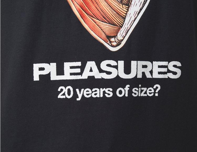 Pleasures T-Shirt Muscle - Exclusivité size?