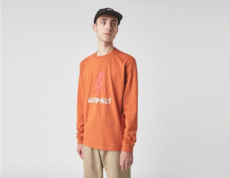 Gramicci T-shirt à manches longues Logo