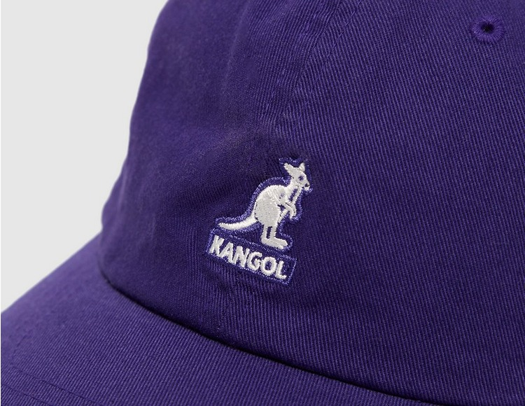 Kangol Washed Baseball Lippis