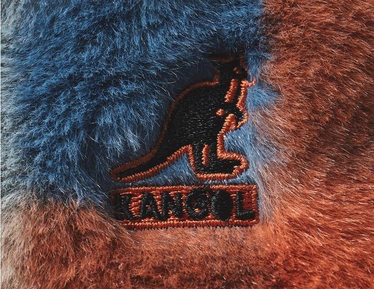 Kangol Faux Fur Bucket Hat