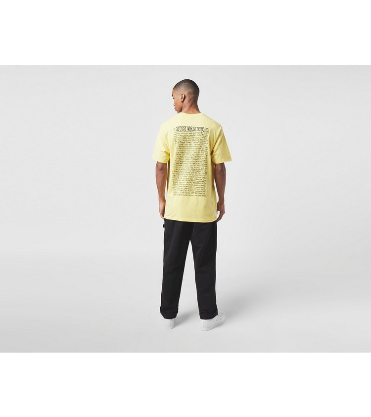 Stussy Jamaica World Tribe T-Shirt