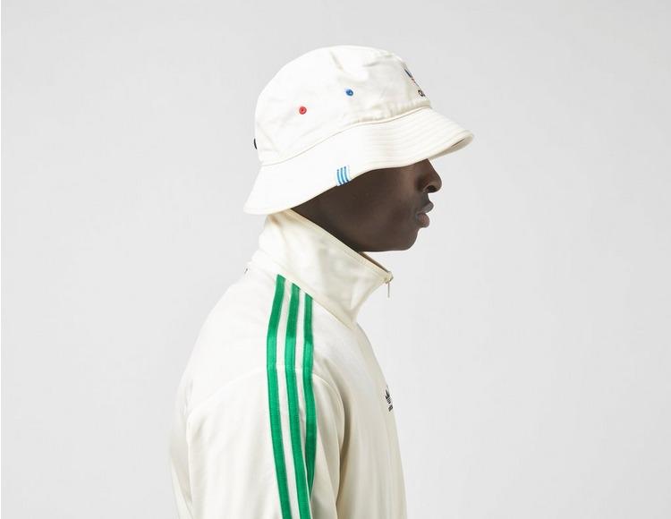 adidas Originals Cream Bucket Hat - size? Exclusive