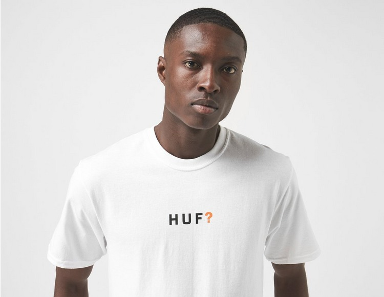 Huf x size? Box Logo T-Shirt - size? Exclusive