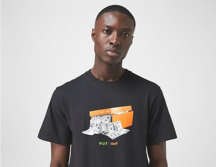 Huf x size? Stash Box T-Shirt - size? Exclusive