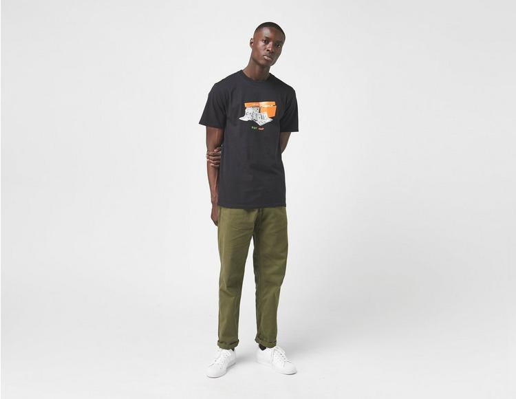 Huf T-Shirt Stash Box - Exclusivité size?