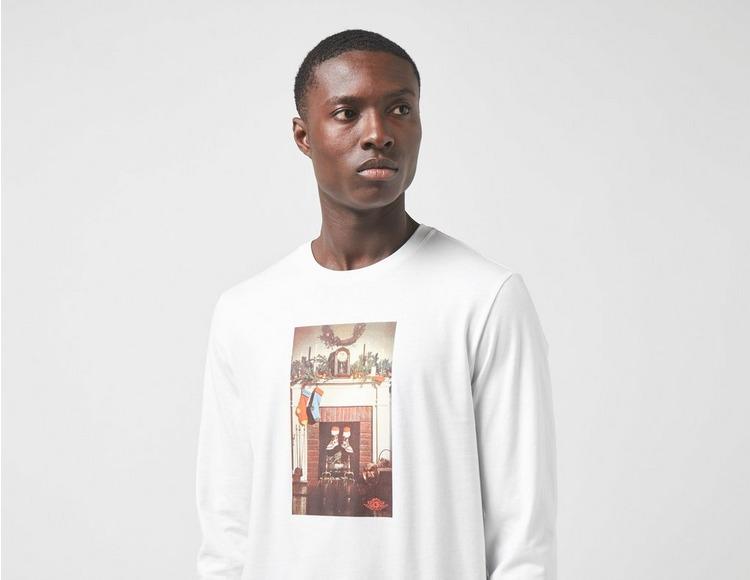 Jordan Long Sleeve Jumpman Chimney T-Shirt