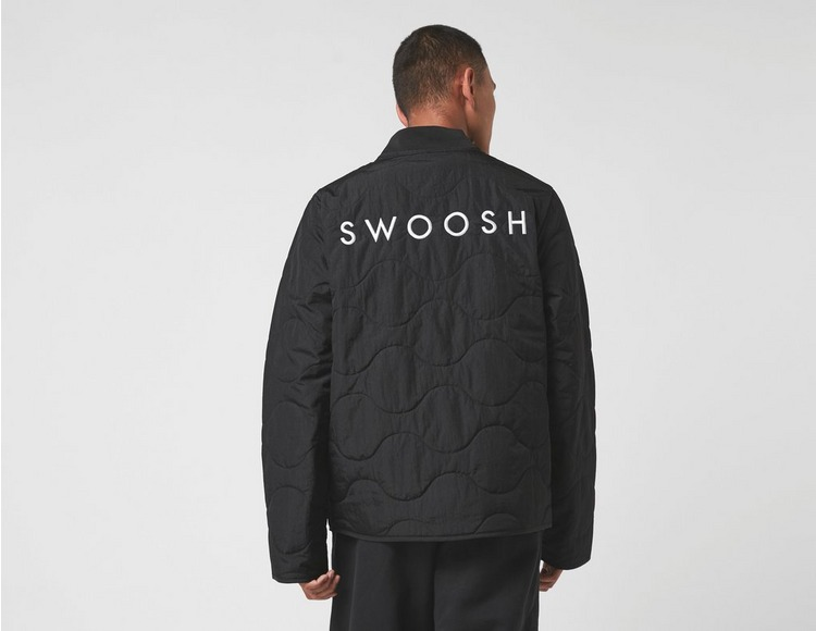 Nike Swoosh Quilted Jacket
