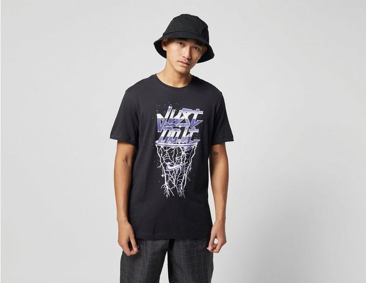 Nike Dri-FIT Metallic Basketball T-Shirt