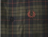 Fred Perry Brushed Oxford Tartan Shirt