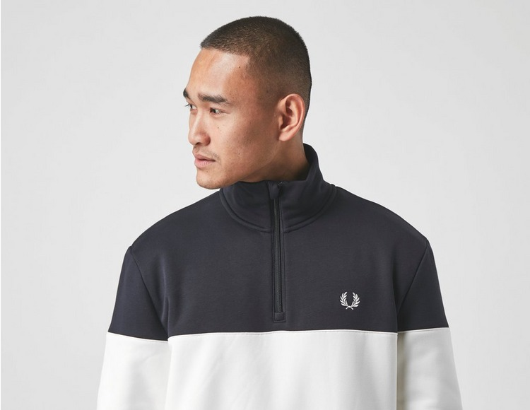 Fred Perry Chest Panel Shell Jacket
