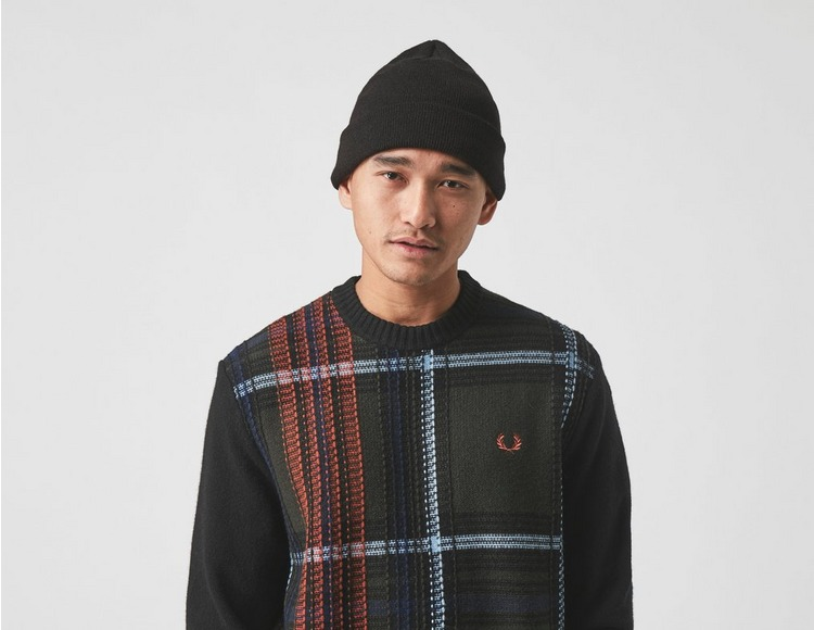 Fred Perry Reverse Jacquard Jumper