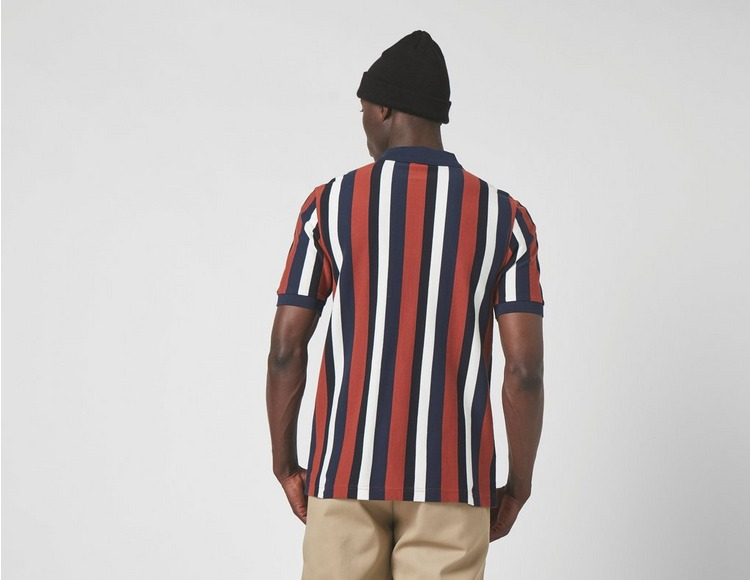Fred Perry Stripe Polo Shirt