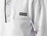 Columbia Halvetia Half Snap Fleece Sweatshirt