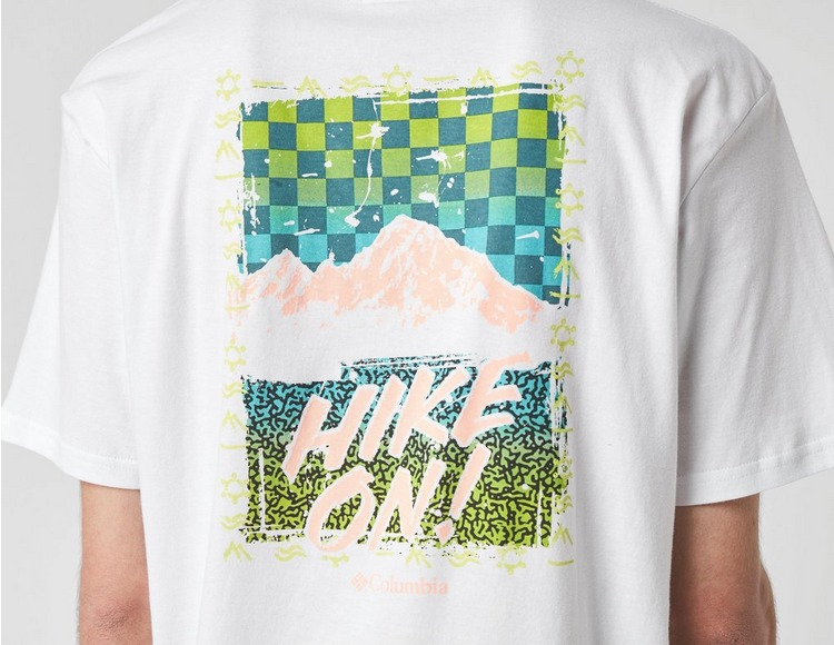 Columbia Hike On T-Shirt
