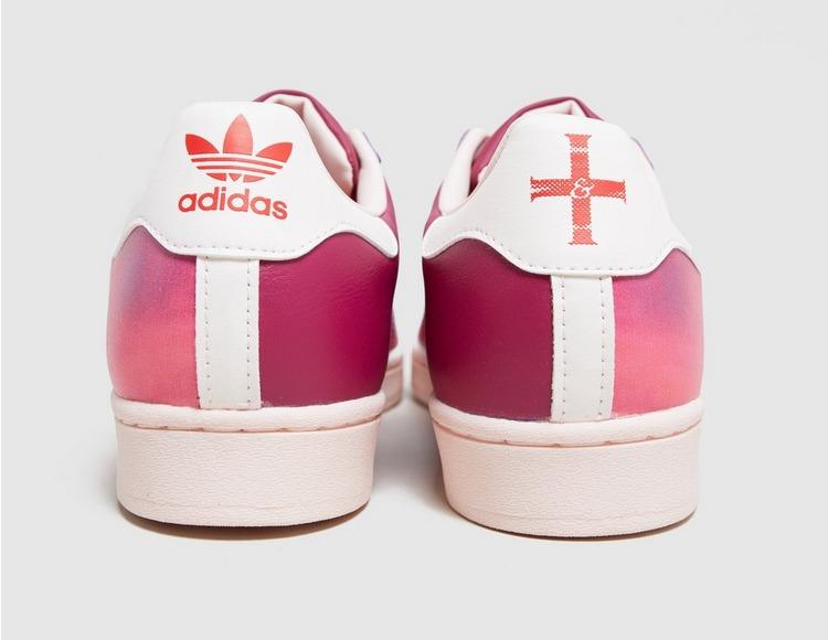 adidas Originals Romeo & Juliet Superstar - size? Exclusive