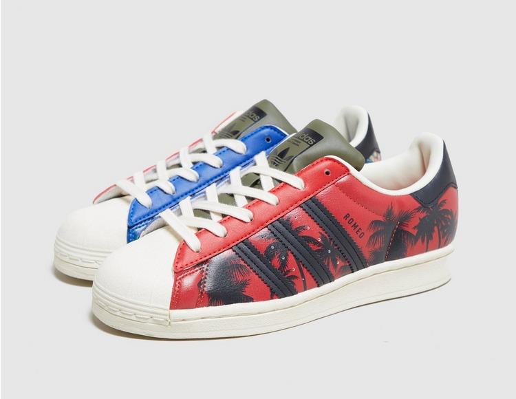 adidas Originals Romeo & Juliet Superstar - size? Exclusive Women's