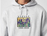 Stussy Irisies Embroidered Hoodie