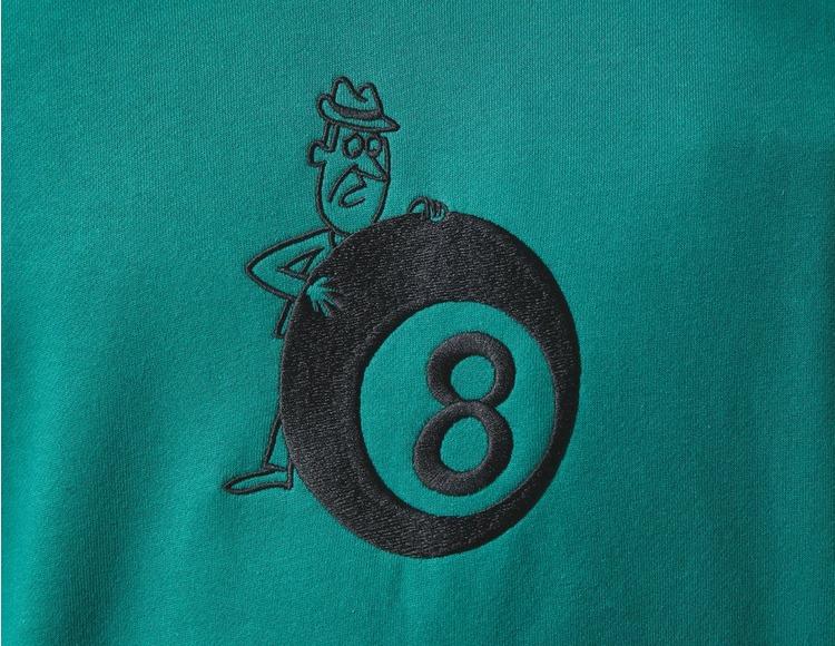 "Stussy Sweat à Capuche ""8 Ball"""